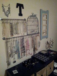 Jewelery finally organizers