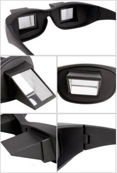 Healthcare Bed Prism Spectacles Review