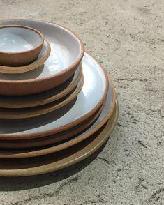 Made to order . Food Styling, Dinnerware, Plates, Ceramics, Tableware, Instagram, Tablewares, Licence Plates, Ceramica