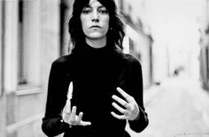 Build a good name. Keep your name clean. Don't make compromises, don't worry about making a bunch of money or being successful. Be concerned about doing good work. Protect your work and if you build a good name, eventually that name will be its own currency.--Patti Smith