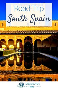 This detailed guide has everything you need to know for a Southern Spain Road Trip. Includes, interactive map, campervan stops, amazing places to visit and Europe Travel Tips, Spain Travel, Travel Advice, Budget Travel, Spain Road Trip, Road Trip Map, Road Trips, Beautiful Places To Visit, Cool Places To Visit