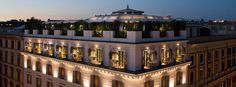 Isa Design Hotel Hotel Rome, Good House, Hospitality, Boutique, Europe, Mansions, House Styles, Design Hotel, Bucket