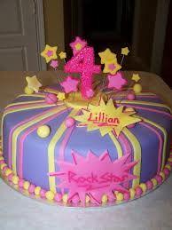 star cake -