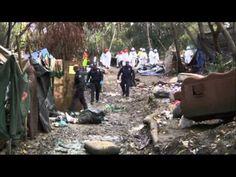 USA : Evacuation Du Plus Grand Campement De Plus de 300 Sans-abri A La Silicon Valley