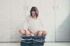 trucos para guardar la ropa de verano
