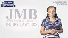 John Michael Bailey Memphis personal injury Tressa Johnson tells you how a Memphis lawyer can help you after your injury and why you should hire a personal injury attorney http://accidentlawyertennessee.net/