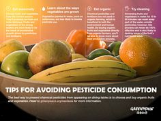 How to keep your dinner pesticide-free