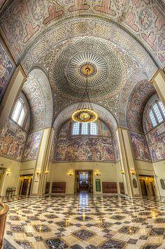 Los Angeles Central Library — Los Angeles, California