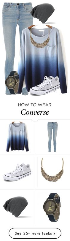 """""""Fashion in Fall"""" by myfriendshop on Polyvore featuring Alexander Wang and Converse"""