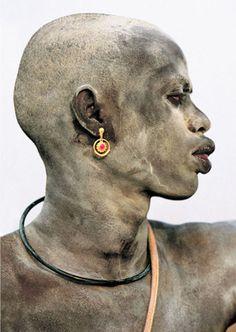 Dinka de Sudán