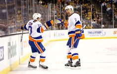 New York Islanders defenseman Matt Carkner tells us all about his journey through hockey. From his amazing junior years in the OHL to making it the big leagues to living life now with his wife and kids! Wife And Kids, New York Islanders, Junior Year, Sports Stars, Hockey Players, Spotlight, Journey, Writing, Big