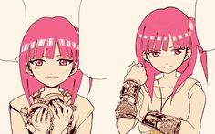Morgiana - #Magi