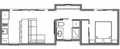 12x40 tiny house floor plans get house design ideas for 12x40 mobile home floor plans