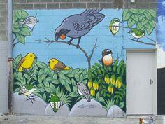 Mural Madness - New Brighton
