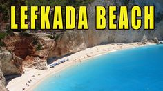 See This HD Video Of Lefkada Beach Greece, One Of The Best Beaches In Eu...