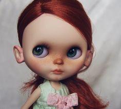 Poupée Blythe personnalisée par Taradolls par Taradolls sur Etsy