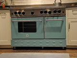 Residential Nova Burner - French Top - traditional - gas ranges and electric ranges - - by bluestarcooking.com
