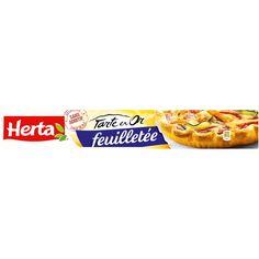 HERTA TARTE EN OR Pâte feuilletée 235g Charcuterie, Herta, Convenience Food, Or, Personal Care, Apple Pie, Drizzle Cake, Pies, Prosciutto