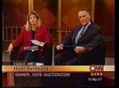 Greta Van Susteren and Roger Cossack were the original hosts of CNN's Burden of Proof