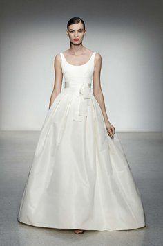 Amsale Chelsea Wedding Dress $800