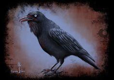 Raven by lydioum