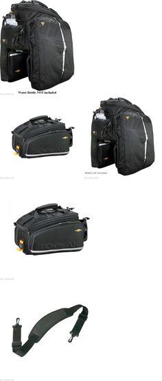 Bags and Panniers 177833: Topeak Mtx Trunk Bag Dxp Tt9635b Expandable W Panniers Bike Pack 1380Ci Trunkbag BUY IT NOW ONLY: $81.48