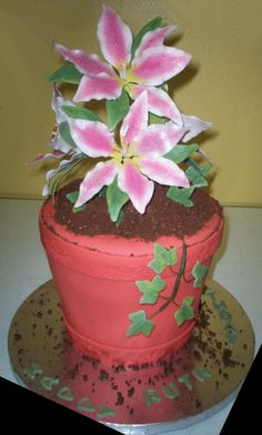 Created by Sweet Pea Cake Co. in Colorado Springs