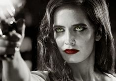 New Looks at Eva Green, Bruce Willis, and More in 'Sin City: A Dame to Kill For' ~ Punch Drunk Critics