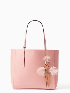 on pointe showgirl hallie | Kate Spade New York