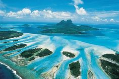 How about a little Bora Bora in your life?