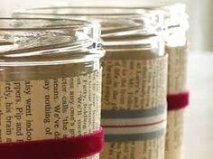 Image result for jam jar tea lights