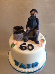 Coalman cake