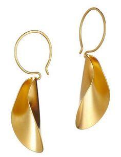 Kendra Renee Jewelry's sterling silver Dahlia earrings Photo: Kendra Renee Jewelry