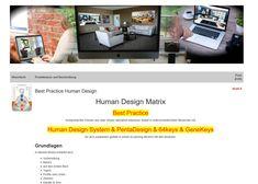 Best Practice, Matrix Design, Knowledge