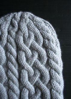 Traveling Cable Hat