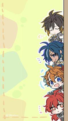 Uicideboy Wallpaper, Wallpaper Fofos, Cute Anime Wallpaper, Animes Wallpapers, Cute Wallpapers, Anime Lock Screen Wallpapers, Anime Chibi, Anime Art, Character Art