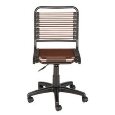 I think I need this.  The Container Store  Bungee Office Chair