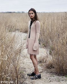 Get to know The Man From U.N.C.L.E. star Alicia Vikander by reading her interview from the August InStyle.