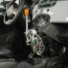 CAE Ultra Shifter Fiat 500 Abarth