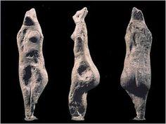 gianfrancopintore: Dea madre, il primo monoteismo al mondo, Macomer 24.000 (B.C.) Sardinia