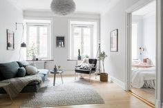 Scandinavian apartment by Alvhem Makleri