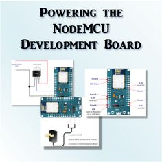 NodeMCU Development Board Power Supplies The low cost NodeMCU can be powered a variety ways.   The neat thing about the boards being offered on the internet is that they are largely the same.  This…
