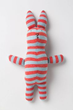 Confectionary Wool Bunny - Anthropologie.com