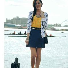 apparently im becoming a big fan of blue and yellow! :)