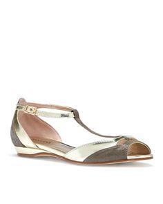 Colour block sandal Summer Footwear Collection 2013