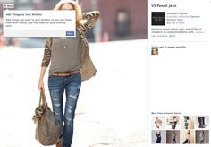 """Check out this week's LCI blog about Facebook's new """"Want"""" button, by Jordana Heinke"""