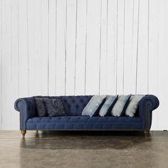 English Chesterfield Sofa - Ralph Lauren Home - RalphLaurenHome.com