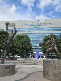 Utah Jazz Greats: Stockton to Malone to Puffington! #PuffingtonPost #vacation #travel