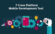 The emerging trends in ‪#‎IT‬ are growing rapidly in Cross ‪#‎Platform‬ direction. Here are the 7 Cross Platform ‪#‎Mobile‬ ‪#‎Development‬ ‪#‎Tools‬