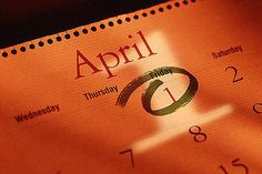 Tell the victim you're plotting an April fool's day joke on them--then do nothing at all. It'll drive them crazy all day trying to figure out what you're going to do